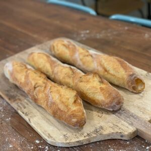 Barra de Pan Antiguo