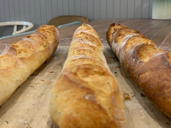 Baguette Miga Bakery