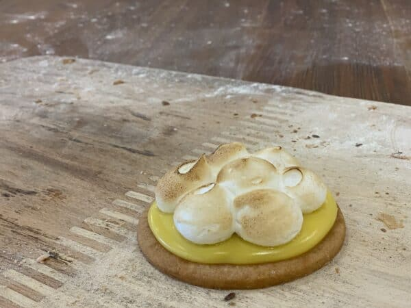 Miga Bakery Tartaleta de Limón