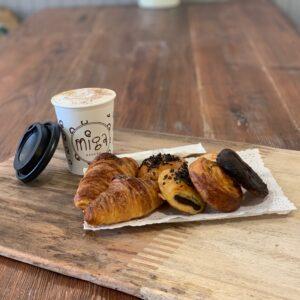 Bandeja Minibollería Variada Miga Bakery