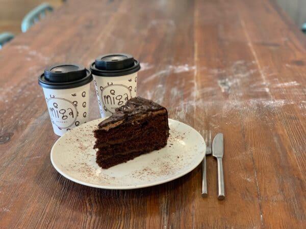 Tarta Chocolate MIga Bakery