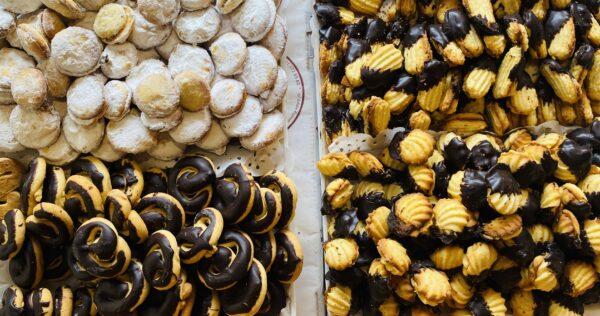 Pastas Variadas Miga Bakery