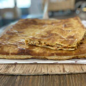 Empanada Carne Miga Bakery