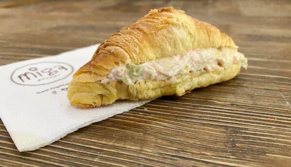 Minicroissants Rellenos Miga Bakery