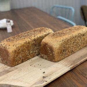 Pan de molde 8 cereales Miga Bakery
