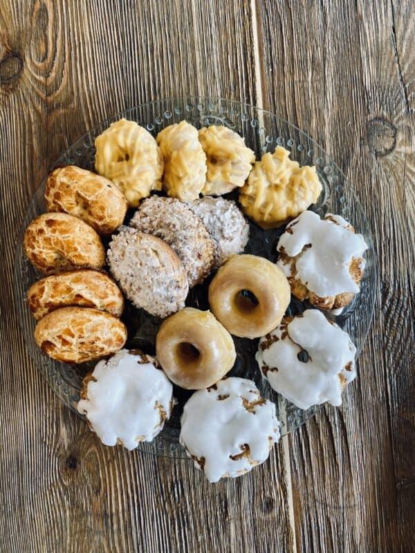 Rosquillas de San Isidro Miga Bakery