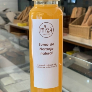 Zumo Natural de Naranja
