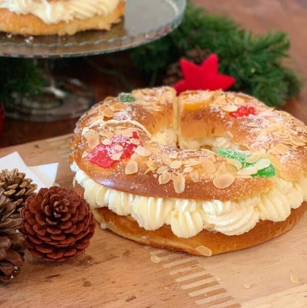 Miga Bakery Roscon Reyes